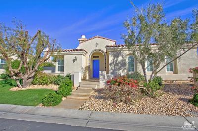 La Quinta Single Family Home For Sale: 80836 Via Puerta Azul