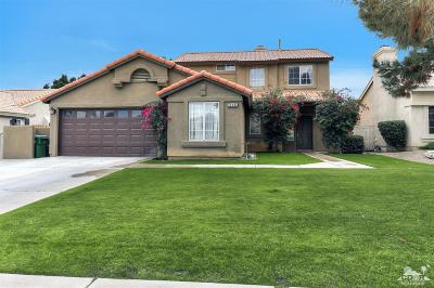 La Quinta Single Family Home For Sale: 78845 La Palma Drive