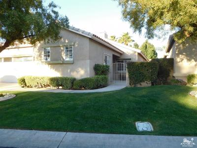 Indio Single Family Home For Sale: 45575 Whistler Court