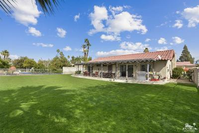 Indio Single Family Home For Sale: 82585 Doolittle Drive