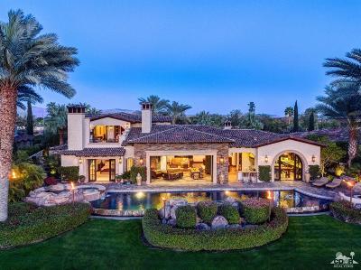 La Quinta Single Family Home For Sale: 52245 Via Savona