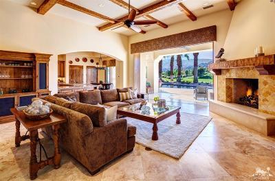 La Quinta Single Family Home For Sale: 53629 Via Dona