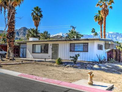 Cathedral City Single Family Home For Sale: 37703 Porter Drive