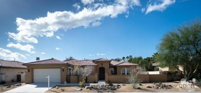Palm Desert Single Family Home Sold: 117 Azzuro Drive