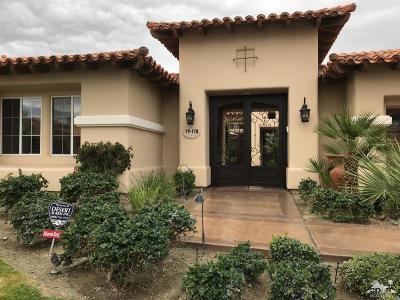 La Quinta Single Family Home Contingent: 79178 Cetrino