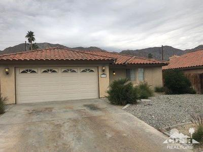 La Quinta Single Family Home Contingent: 52905 Avenida Herrera