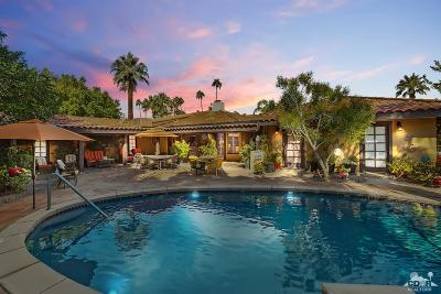 Palm Springs Single Family Home For Sale: 1471 E El Alameda