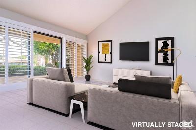 Palm Desert Condo/Townhouse For Sale: 174 Gran Via