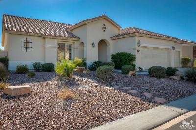 Indio Single Family Home For Sale: 80613 Camino San Lucas