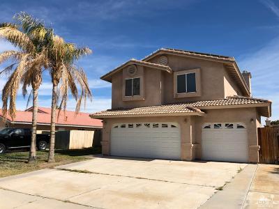 Blythe Single Family Home For Sale: 810 Cypress Lane