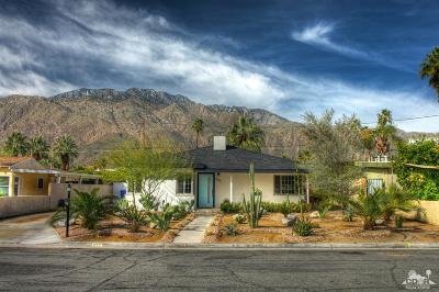 Palm Springs CA Single Family Home Contingent: $549,000