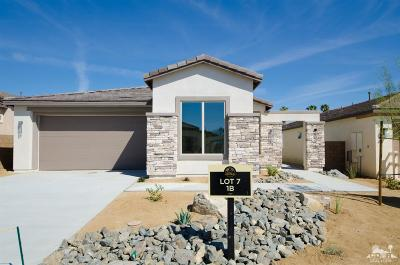 Indio Single Family Home For Sale: 80076 Canyon Club