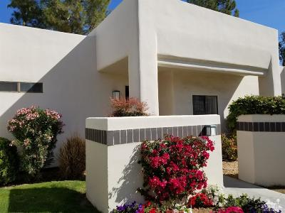 Cathedral City Condo/Townhouse For Sale: 67356 S Chimayo Drive South