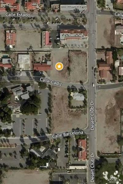 La Quinta Residential Lots & Land For Sale: Desert Club Drive