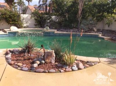Palm Desert Single Family Home For Sale: 39866 Newcastle Drive