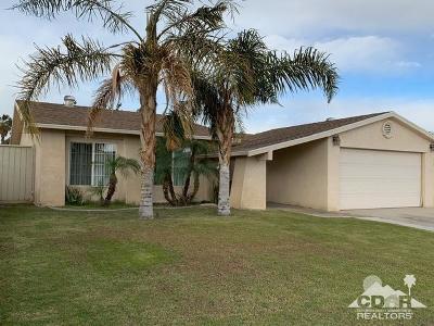 Indio Single Family Home For Sale: 81540 Santa Inez Avenue
