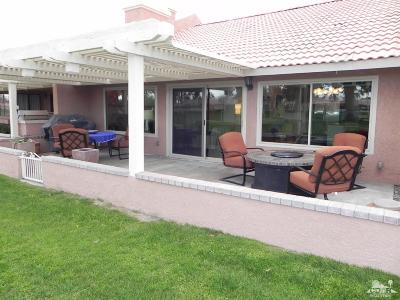 Oasis Country Club Condo/Townhouse Contingent: 42884 Scirocco Road
