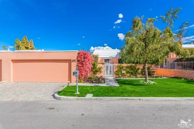 Palm Desert Single Family Home For Sale: 46760 Amir Drive