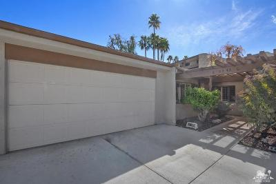 Palm Springs Condo/Townhouse For Sale: 2343 Via Sanoma #B