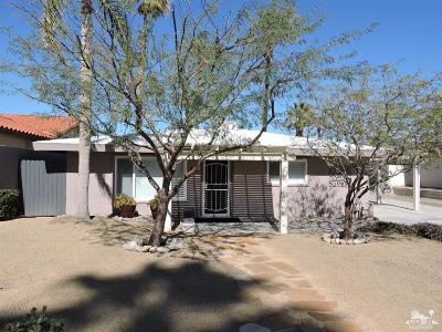 Palm Desert Single Family Home For Sale: 73430 Royal Palm Drive