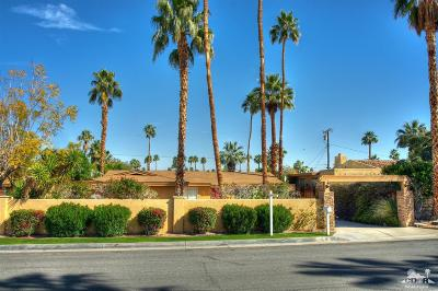Palm Desert Single Family Home For Sale: 72516 Beavertail Street