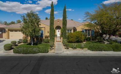 La Quinta Single Family Home For Sale: 79140 Shadow
