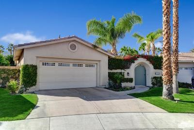 La Quinta Single Family Home For Sale: 78840 Via Ventana