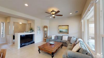 La Quinta Single Family Home For Sale: 61245 Living Stone Drive