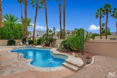 La Quinta Single Family Home For Sale: 50245 Mountain Shadows Road
