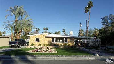 Palm Desert Single Family Home For Sale: 45630 Quailbrush Street