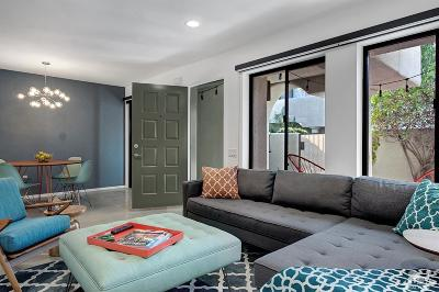 Palm Springs Condo/Townhouse For Sale: 353 N Hermosa Drive #10A1