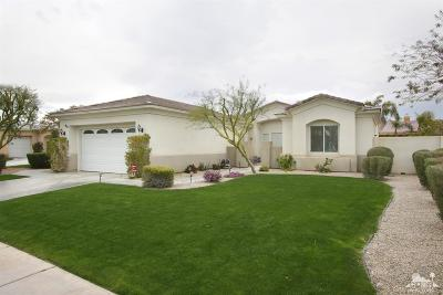 Rancho Mirage Single Family Home For Sale: 44 Provence Way