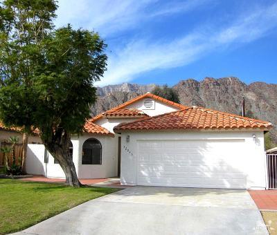 La Quinta Single Family Home For Sale: 52045 Avenida Alvarado