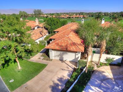 La Quinta Single Family Home For Sale: 48420 Via Solana
