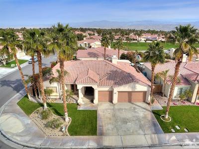 La Quinta Single Family Home For Sale: 79364 Calle Vista Verde