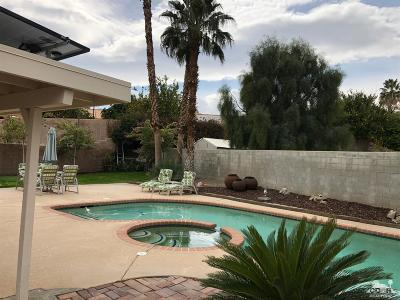 Cathedral City Single Family Home For Sale: 68585 Panorama Road