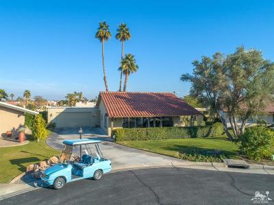 La Quinta Single Family Home For Sale: 78496 Calle Seama