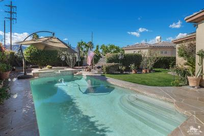 Palm Desert Single Family Home For Sale: 40957 Hovley Ct Court