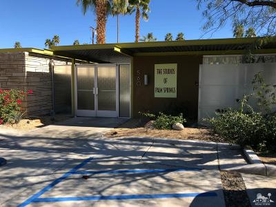 Palm Springs CA Multi Family 5+ Contingent: $1,100,000