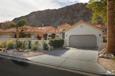 La Quinta CA Single Family Home For Sale: $399,000