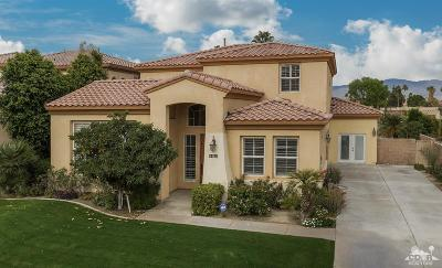 La Quinta Single Family Home For Sale: 78490 Via Sevilla