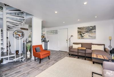 Palm Springs Condo/Townhouse For Sale: 1111 E Palm Canyon Drive #111