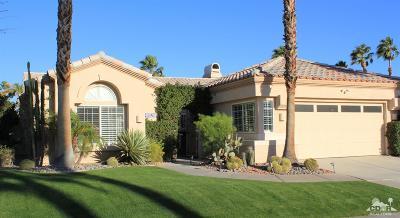 Palm Desert Single Family Home For Sale: 40820 Avenida Calafia