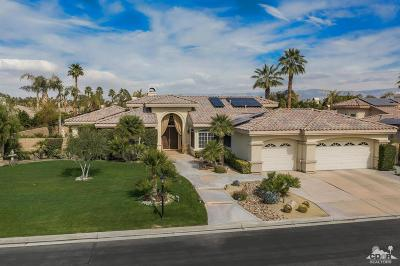 Rancho Mirage Single Family Home For Sale: 2 Ivy League Circle