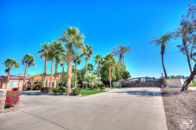 La Quinta Single Family Home For Sale: 80980 Vista Del Mar