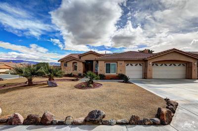 La Quinta Single Family Home For Sale: 44600 Monticello Ave.