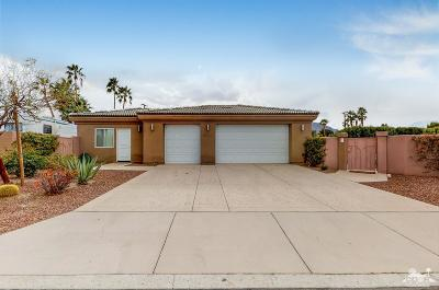 Palm Desert Single Family Home For Sale: 44545 Santa Margarita Avenue
