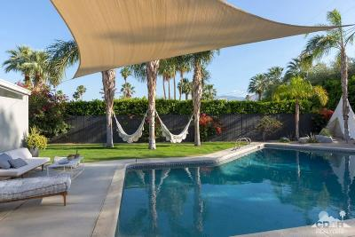 Palm Springs Single Family Home For Sale: 1959 Jacques Drive
