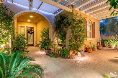 Sun City Shadow Hills Single Family Home Contingent: 40422 Camino El Destino