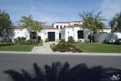 Single Family Home For Sale: 80680 Via Portofino